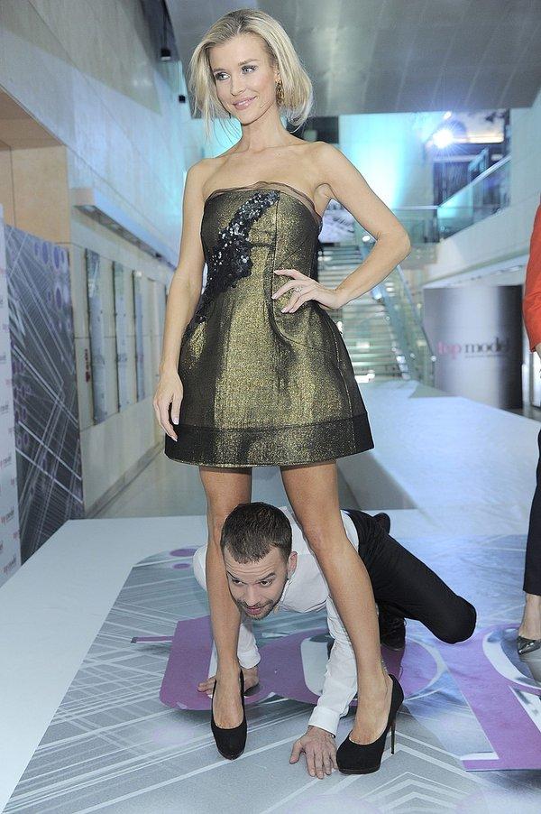 Warszawski casting do Top model (FOTO)