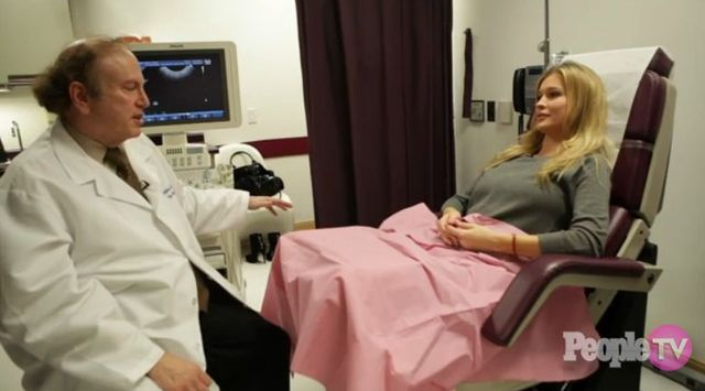 Joanna Krupa z kamer� u ginekologa [VIDEO]