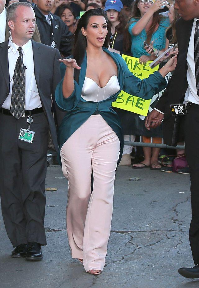 Złapali Krupę na lotnisku i zapytali o Kim Kardashian