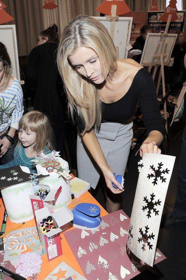 Joanna Krupa bez biustonosza na imprezie charytatywnej? FOTO