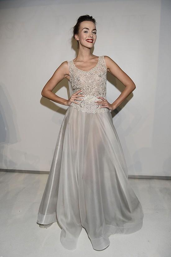 Paulina Krupińska na pokazie mody Teresy Rosati (FOTO)