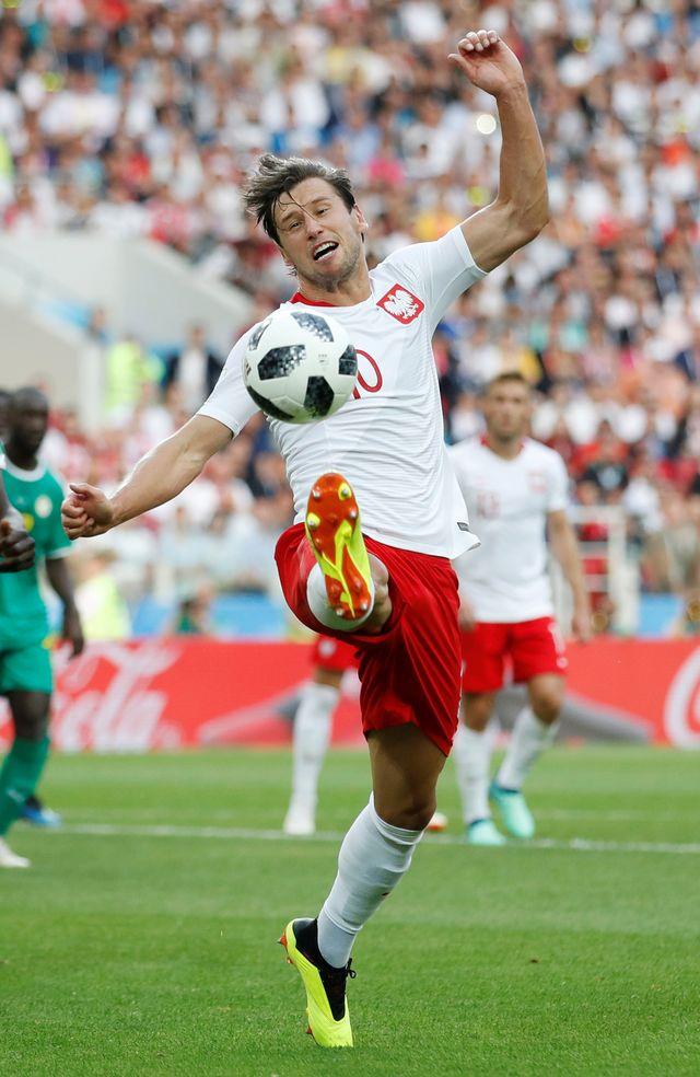 Grzegorz Krychowiak BOHATEREM meczu Polska - Senegal