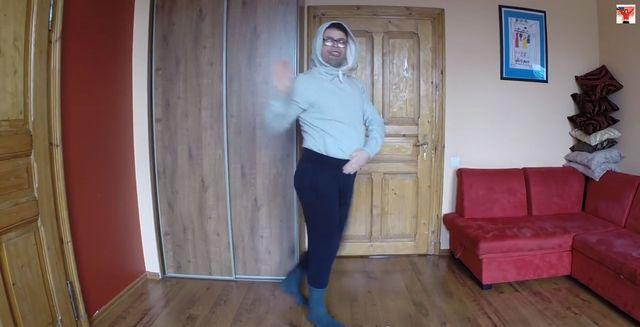 Kryspin chce do Tańca z gwiazdami! (VIDEO)