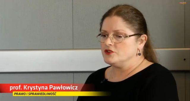 Dla Krystyny Pawłowicz geje to pedofile?