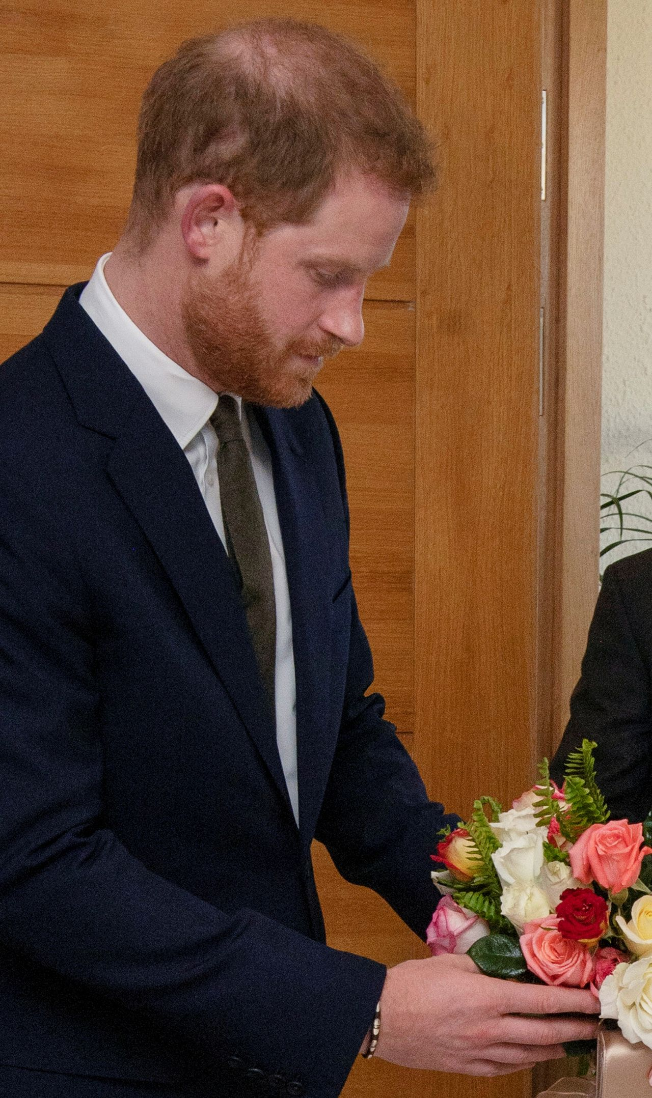 Britain's Prince Harry and Meghan, Duchess of Sussex visit Morocco
