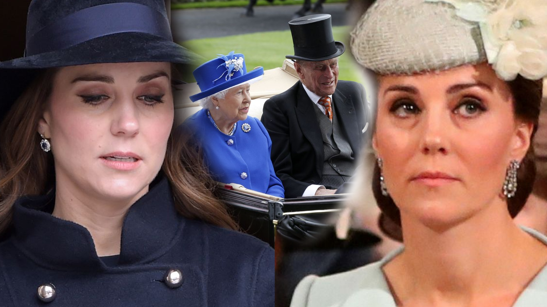 Dlaczego Kate Middleton może zostać królową, a książę Filip nie może być królem?