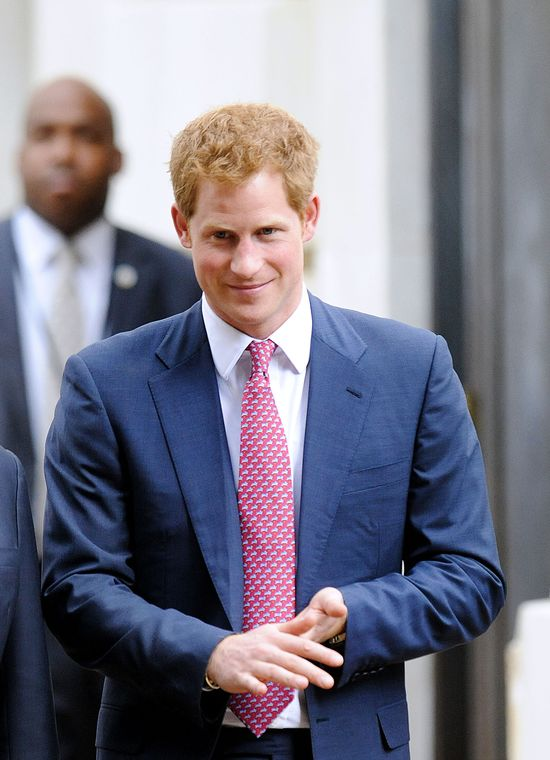 Książę Harry związał się z księżniczką Marią-Olymią