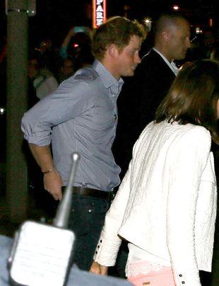 Książę Harry pod wrażeniem urody Katie Cassidy (FOTO)