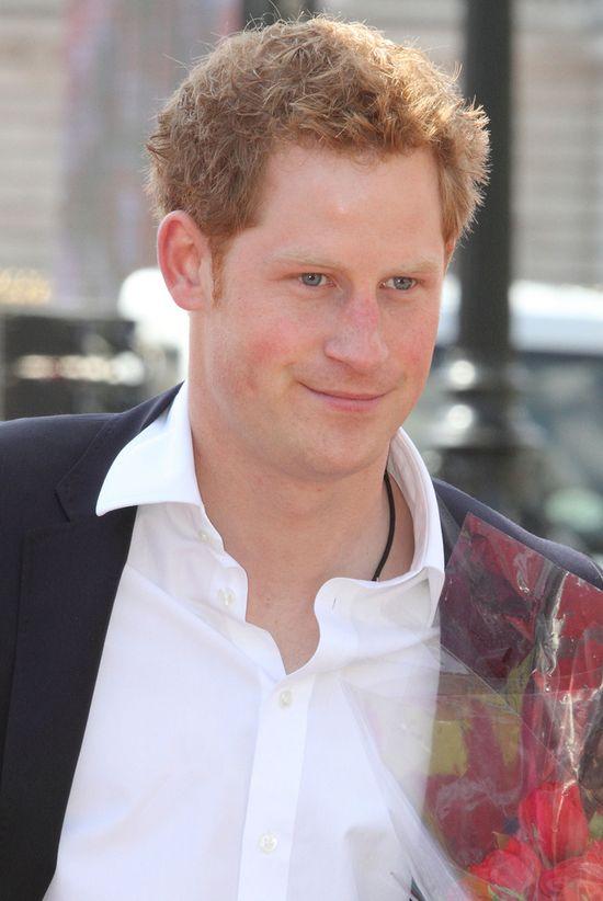 Książę Harry zaprosił Jennifer Lawrence na randkę!
