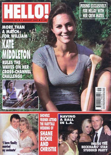 Zapytali księżną Kate o płeć dziecka