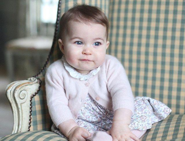 Nie poznacie księżniczki Charlotte na nowym zdjęciu!