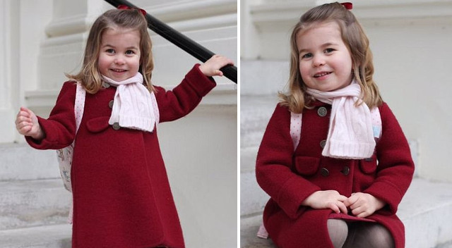 Książę William zdradził, jakie HOBBY ma księżniczka Charlotte