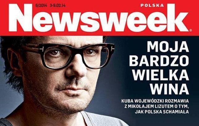 Newsweek o aferze z Wojewódzkim