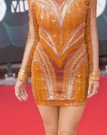 Kylie Jenner też nie miała bielizny? (FOTO)