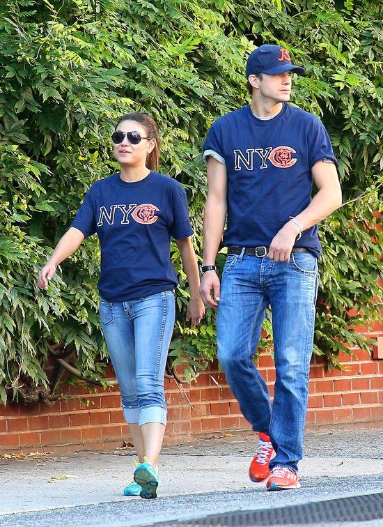Mila Kunis i Ashton Kutcher się zaręczyli?