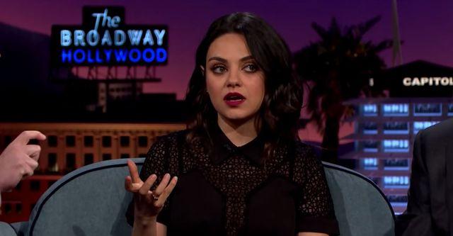 Nie zgadniecie, o kim Mila Kunis myśli podczas seksu (VIDEO)