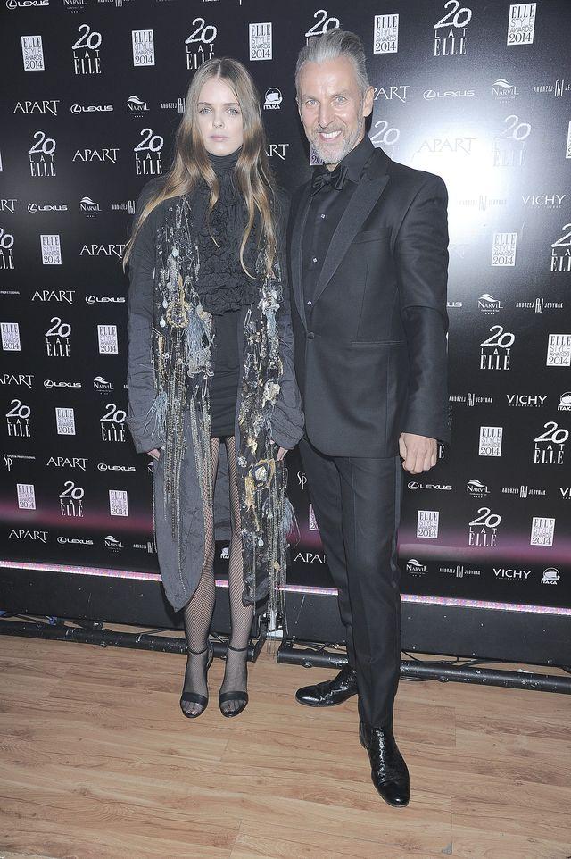Modowa śmietanka towarzyska na imprezie Elle (FOTO)