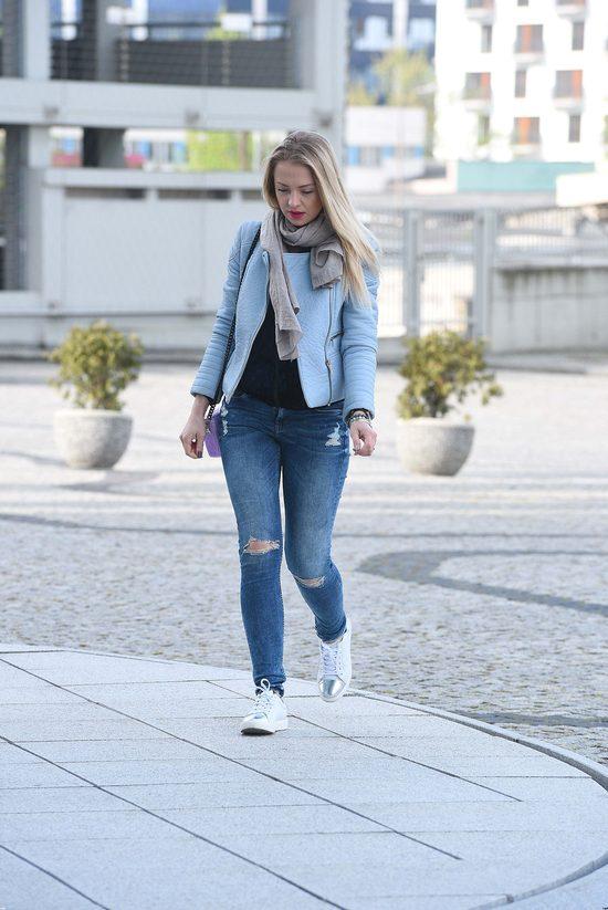 Najgorzej ubrana aktorka w drodze do studia (FOTO)