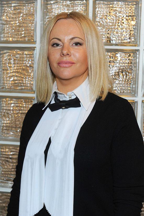 Joanna Kurowska odm�odnia�a o jakie� 10 lat (FOTO)