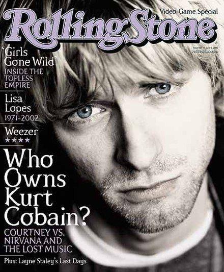 Ujawniono nowe zdjęcia z miejsca samobójstwa Kurta Cobaina