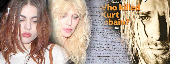 Fani Kurta Cobaina wciąż pytają, jak zginął ich idol