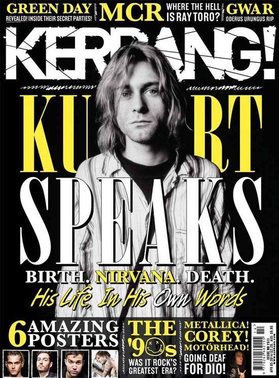 Szokująca notatka w portfelu Kurta Cobaina!