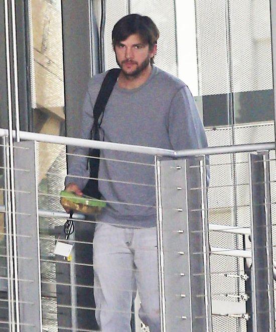 Ashton Kutcher mydli nam oczy? (FOTO)