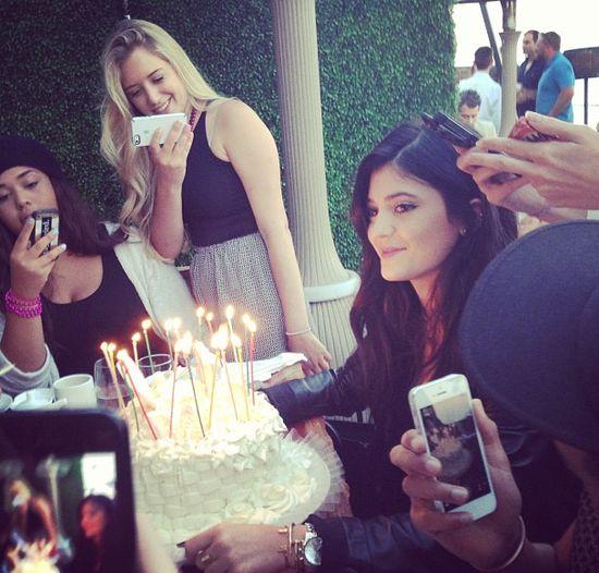 Słodka 16 Kylie Jenner (FOTO)