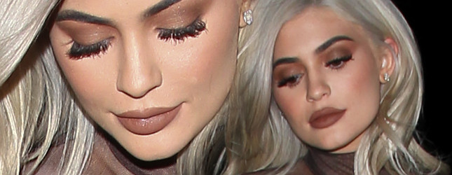 Kylie Jenner jak WAMP (FOTO)