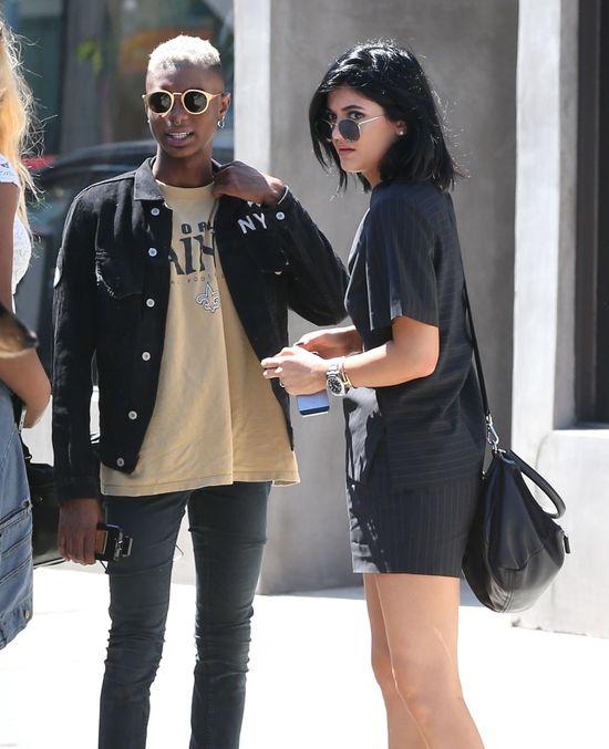 Kylie Jenner manifestuje swój bunt (FOTO)