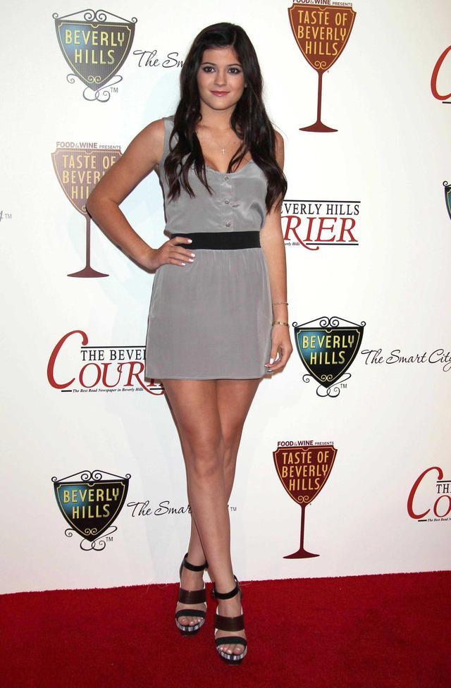 Kylie Jenner zdradziła, ile PRZYTYŁA
