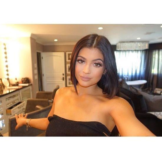 Kylie Jenner potrafi zrobić nawet 500 selfies