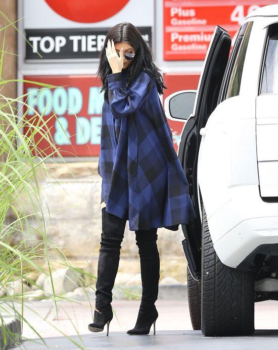 Styl Kylie Jenner wymknął się spod kontroli? (FOTO)