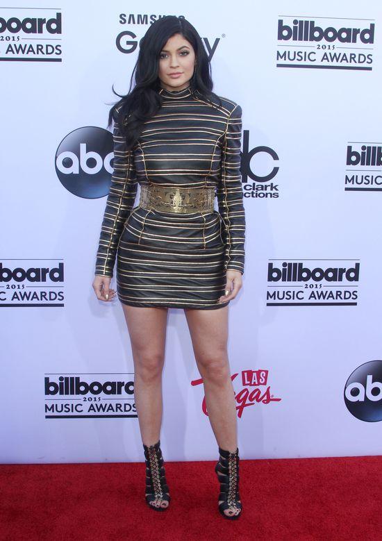 Blac Chyna terroryzuje Kylie Jenner