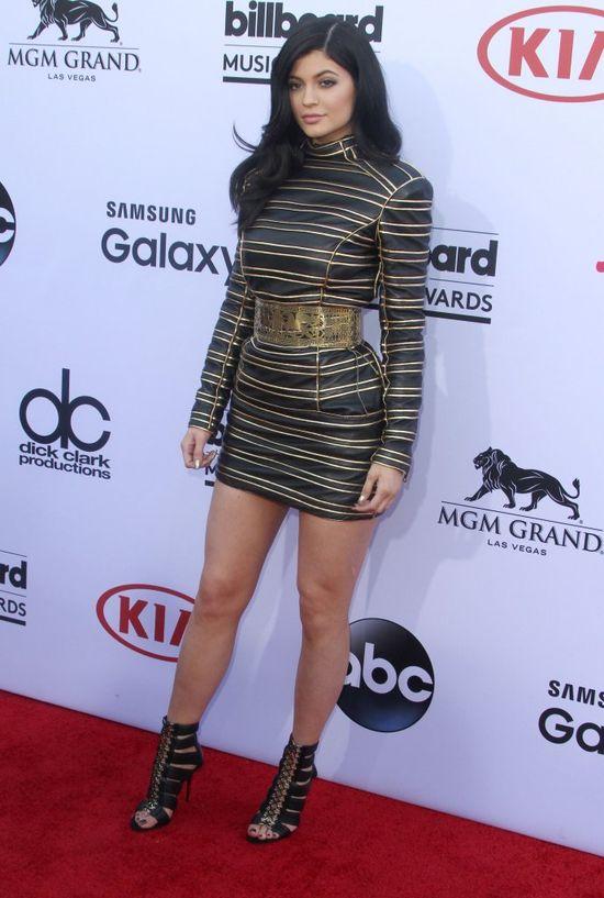 Kylie Jenner pochwaliła się, jak śpiewa (VIDEO)