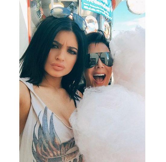 Kylie Jenner napompowała swoje piersi (FOTO)
