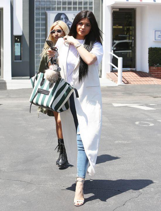 Blac Chyna przejdzie operację upodabniającą ją do Kylie?