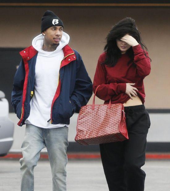 Tyga wciągnął Kylie w swoje problemy. Jennerka spali się ze wstydu na wokandzie?