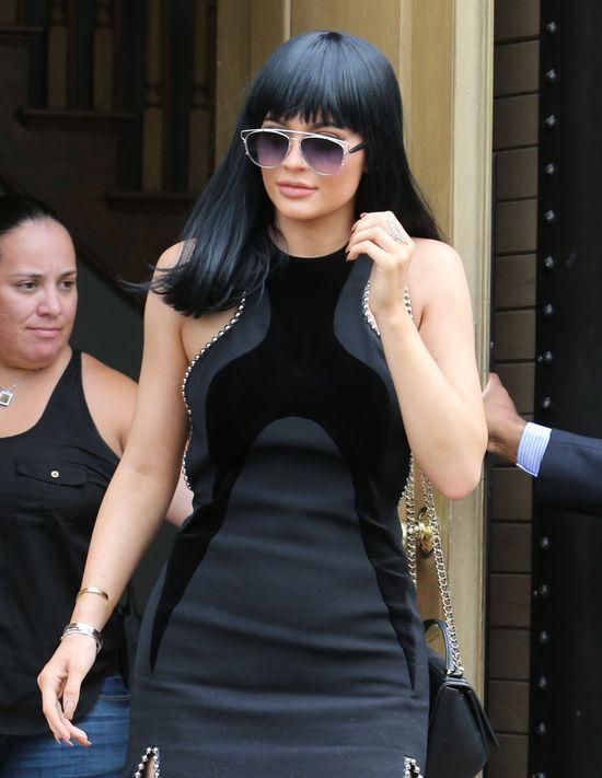 Kylie Jenner wyjaśnia rozstanie z Tygą