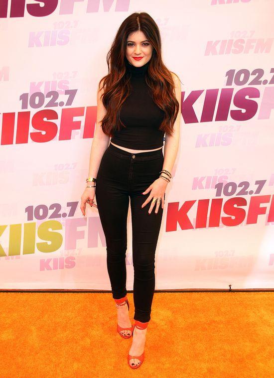 Siostry Jenner na czerwonym dywanie