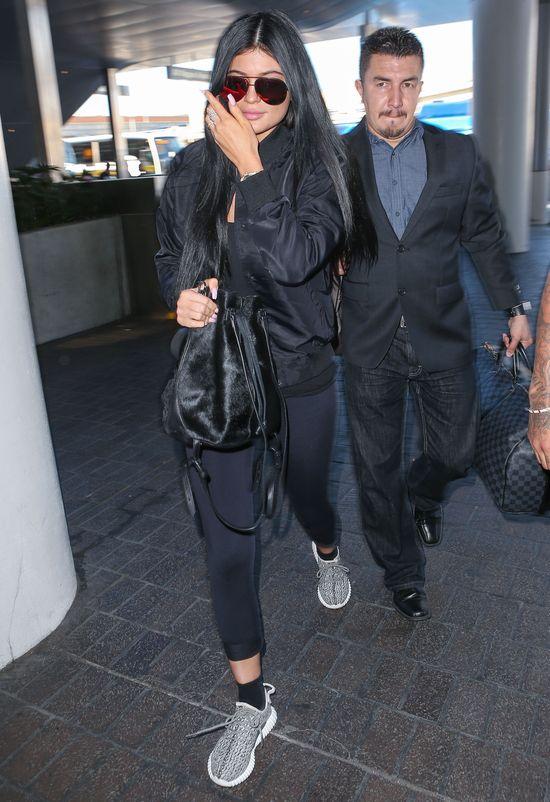 Kylie Jenner i Tyga to prawdziwe słodziaki? (FOTO)