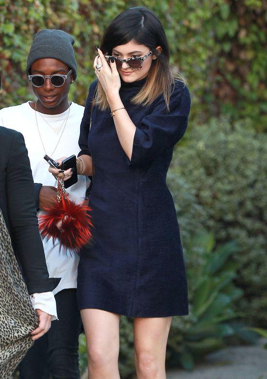 Kylie Jenner: 16-lat i dwie randki jednego dnia