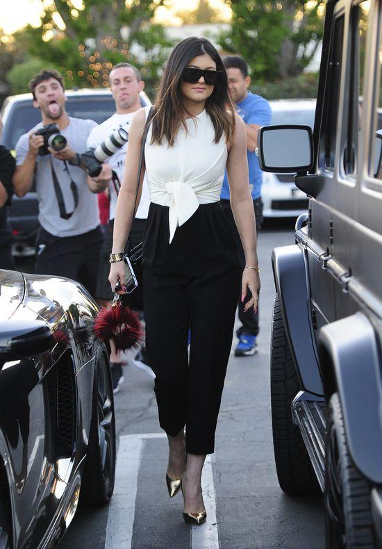 Kylie Jenner urządzi prywatny bal maturalny