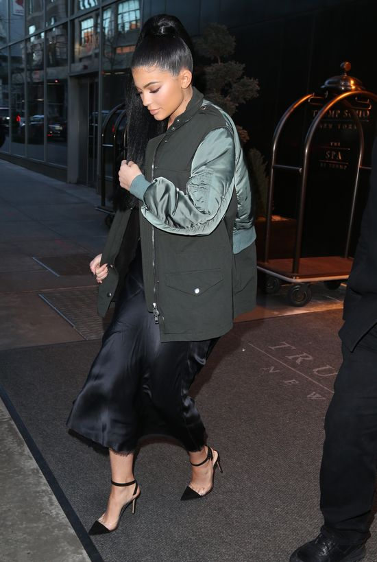 Kylie Jenner zostanie mamą?