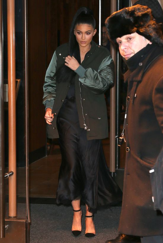 Kylie Jenner i Kylie Minouge k��c� si� o swoje imi�