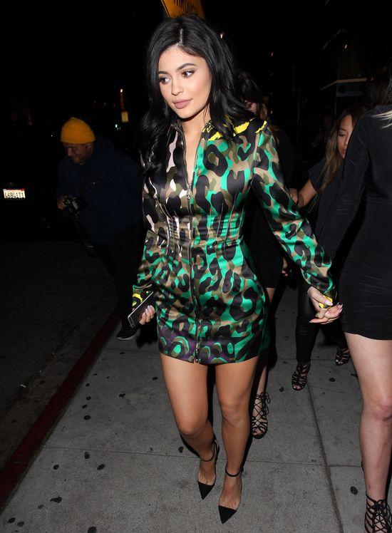 Kylie Jenner wygl�da�a i czu�a si� jak milion dolar�w?