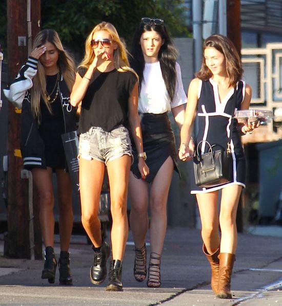 Skóra, fura i Kylie Jenner (FOTO)