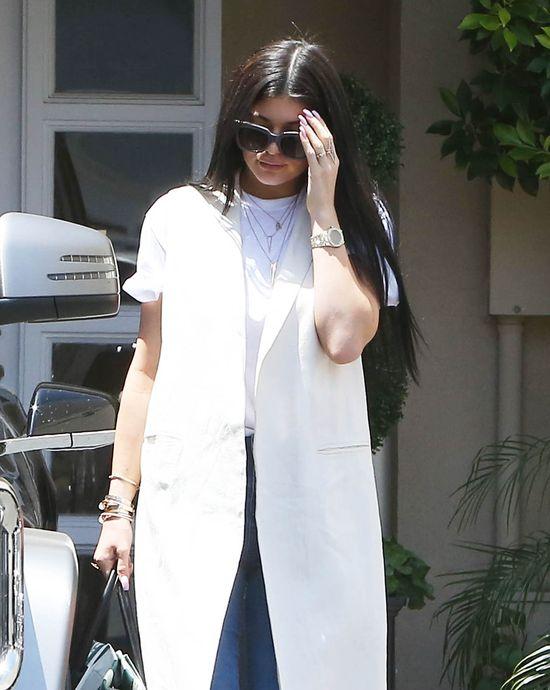 Kylie Jenner mocno przesadzi�a z powi�kszaniem ust?