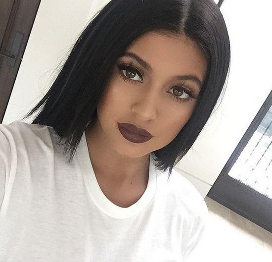 Kylie Jenner przyznała się do powiększenia ust!