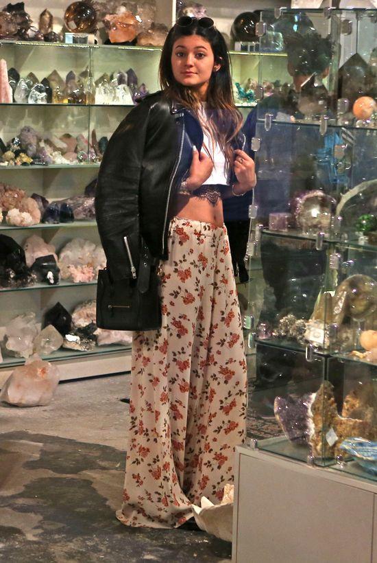 Jaden Smith kupuje Kylie Jenner biżuterię (FOTO)